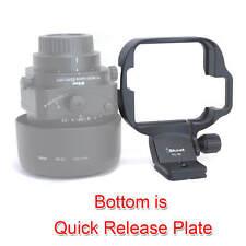 Tripod Ring Lens Collar Arca-Swiss QR Plate for Nikon PC Micro-NIKKOR 85mm F2.8D