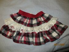 The Children'S Place Baby Girls Skirt Sz 18-24 Mos,Nt,Multicolor