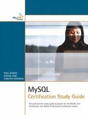 Mysql Certification Study Guide