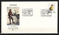 Norway, 06/DEC/81. Speider-Tinget Scout cancel on cachet cover.