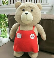 50cm XXL Teddy Bear Movie Plush Toy TED 2 Bear Fabric Animal Gift to Friend New
