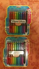 Paper Mate InkJoy 0.7mm Medium Point Gel Pens, 2X10 count =20~ NEW