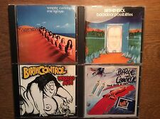 Birth Control [4 CD Alben] Hoodoo Man + Backdoor Possibilites + Increase + Deal