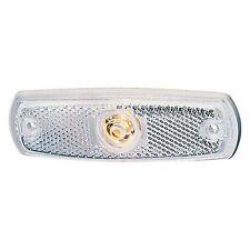 Feu de position: côté lampe avec reflex - | hella 2PG 962 964-041