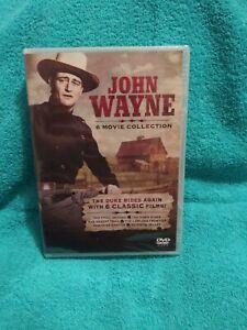 John Wayne: 6 Movie Collection (DVD, 2013)