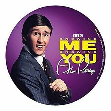 Alan Partridge Knowing Me Knowing You Picture Disc DEMREC138 Record Day