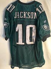 Reebok Authentic NFL Jersey Philadelphia Eagles Desean Jackson Green sz 54