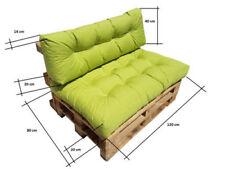 Coussin de siège de jardin et terrasse verts