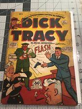 """Rare LA PRENSA:""""DICK TRACY""""  # 1 Spanish 1951"""
