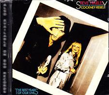 STEVE HARLEY & COCKNEY REBEL the best years of our lives CD NEU