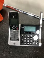 At&T Cl83464 Dect 6.0 Cordless Phone Base Station and Handset