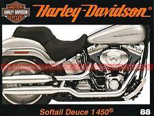 HARLEY DAVIDSON 1450 FXSTD 1450 Softail Deuce THOMPSON Univers OHC 1100 NOVA HD