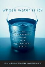Whose Water Is It?: The Unquenchable Thirst of a W