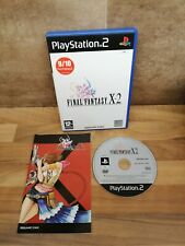 Final Fantasy X-2 Sony PlayStation 2 - ps2 - Manual Included
