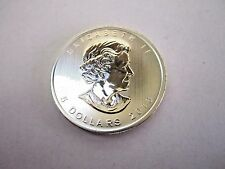 * 1 OZ FINE SILVER .99 CANADA ELIZABETH II 5 DOLLAR COIN 2013 UNCIRCULATED