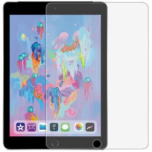 9H Hartglas Folie f. iPad 6 2018 9.7 / iPad 5 2017 Schutzglas Echtglas Tempered