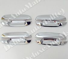 Chrome Door Handle Covers (4 Door Set) FITS Cadillac Deville DTS CTS GMC Envoy