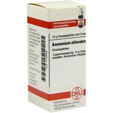 AMMONIUM CHLORATUM D 12 Globuli 10 g PZN 7158589