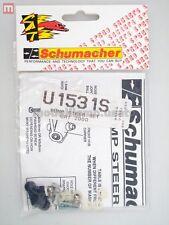 Schumacher Bump Steer Set Cat 2000 U1531S modélisme