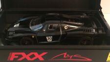 Hotwheels SUPER ELITE 1:18 Ferrari FXX MICHAEL SCHUMACHER #30
