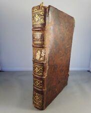 BEZOUT / SUITE DU COURS DE MATHEMATIQUES ... TRAITE DE NAVIGATION / 1781 PIERRES
