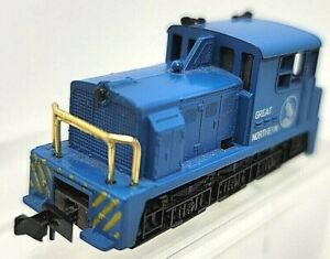 N Bachmann Plymouth 0-6-0 Great Northern Switcher (not running) no box