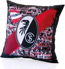 """SC Freiburg Deko-Kissen  """"Fans"""""""
