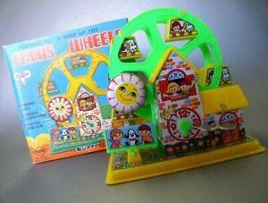 YONE Japan feraris wheels Zenmai Rotating Bell Sound Clock