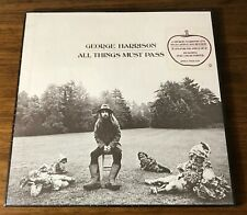 GEORGE HARRISON ~ ALL THINGS MUST PASS ~ 3-LP BOX SET ~ STILL FACTORY SEALED
