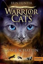 Warrior Cats - Die Macht der drei. Lange Schatten von Erin Hunter UNGELESEN