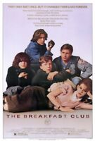 Breakfast Club (1985) Style-A 80s Judd Nelson Molly Ringwald Movie Poster 27x40""