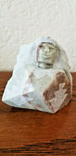 Susie Joe Signed Alabaster Sculpture