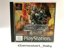 ARMORED CORE - SONY PS1 - NUOVO - NEW PAL VERSION PLAYSTATION 1 PSX