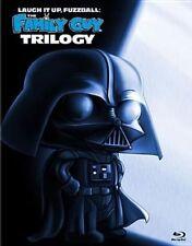 Family Guy Star Wars Trilogy 0024543714347 Blu Ray Region a P H