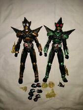 Bandai Tamashii Nations SIC Kamen Rider Punch and Kick Hopper Action Figure