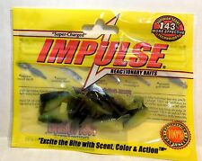 """Northland Fishing Tackle Impulse 1"""" Perch Minnow Head 9 Count Pack IBMH1-23"""
