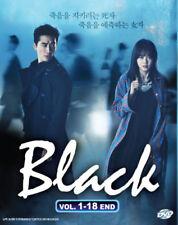 Black Korean TV Drama Dvd -English Subtitle