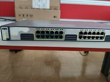 Cisco Systems WS-C3750G-24T-S