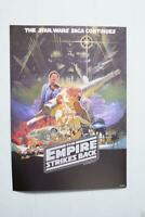 STAR WARS THE EMPIRE STRIKES BACK 1980' Original Movie Poster Japanese