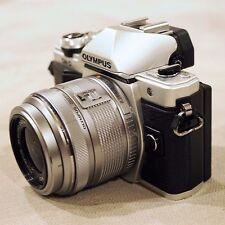 Olympus OM-D E-M10 Mark II Camera with 14-42mm Lens Silver Model - OMD EM10 MII