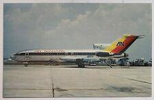Vintage Postcard Air Niagara Airlines Boeing 727-25 airplane (Mary Jayne's)