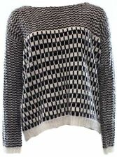 ZARA Women's Boat Neck Jumpers and Cardigans