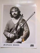 JEAN LUC PONTY  8x10 photo