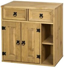 Corona Storage Cabinet Side Drawers Cupboard Living Room Lounge Bedroom Designer