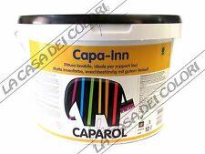 CAPAROL CAPA-INN - BIANCO E TINTE NCS - 10 lt - IDROPITTURA LAVABILE PER INTERNI