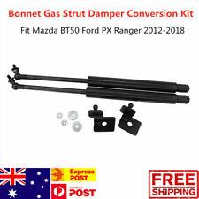 Bonnet Gas Strut Damper Conversion Kit Fit Mazda BT50 Ford PX Ranger 2012 - 2018
