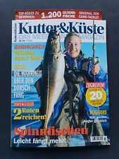 Kutter & Küste Nr.73 Spinnenfischen  ,ungelesen, Top Zustand