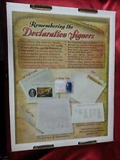Celebrate Our Country: Remembering the Declaration Signers, Theme Kit