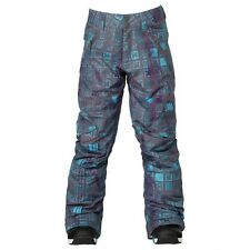 DC Shoes Boys Ace 14 Snowboard Pants (M) Dark Gull Grey