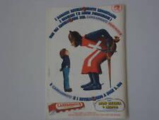 advertising Pubblicità 1972 PERUGINA CARRARMATO
